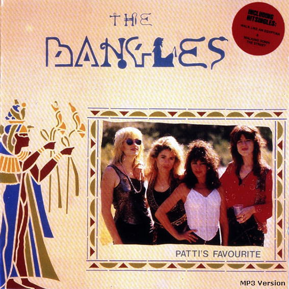 Roio 187 Blog Archive 187 The Bangles Pittsburgh 1986