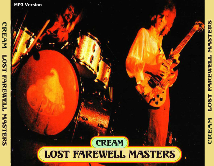roio » Blog Archive » CREAM - LOST FAREWELL MASTERS 1968