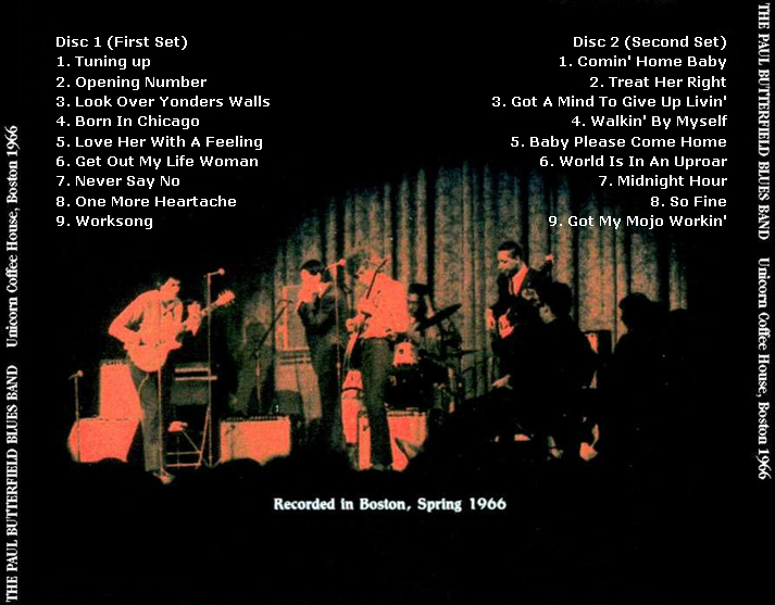The Yardbirds Featuring Jeff Beck - The Yardbirds Featuring Eric Clapton Y Jeff Beck
