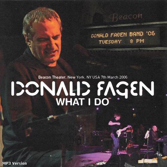 roio » Blog Archive » DONALD FAGEN - NEW YORK 2006