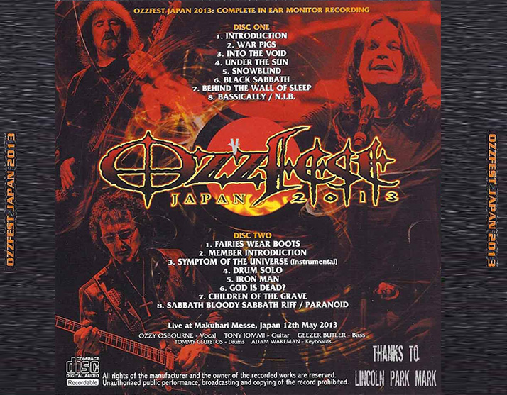 Black sabbath-download festival 2005 youtube.