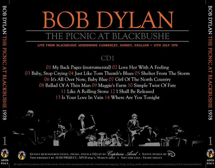Bob Dylan - Masterpieces (1978) (3CD Set) (Lossless)