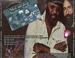 roio blog archive jerry garcia and merl saunders san francisco 1971. Black Bedroom Furniture Sets. Home Design Ideas