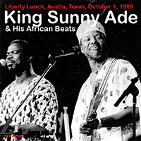 roio » Blog Archive » KING SUNNY ADE - AUSTIN 1989