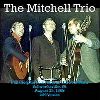 Roio Blog Archive The Mitchell Trio John Denver Philadelphia 1968