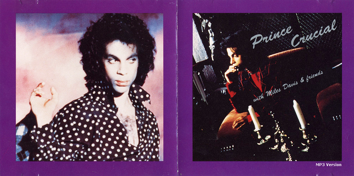 roio » Blog Archive » PRINCE - CRUCIAL [WITH MILES DAVIS