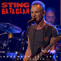 Sting Live Bataclan Paris