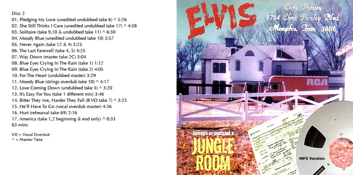 roio » Blog Archive » ELVIS PRESLEY - GRACELAND 1976