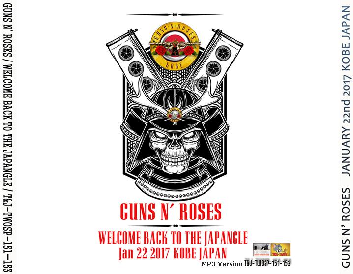 Roio Blog Archive Guns N Roses Babymetal Kobe 2017