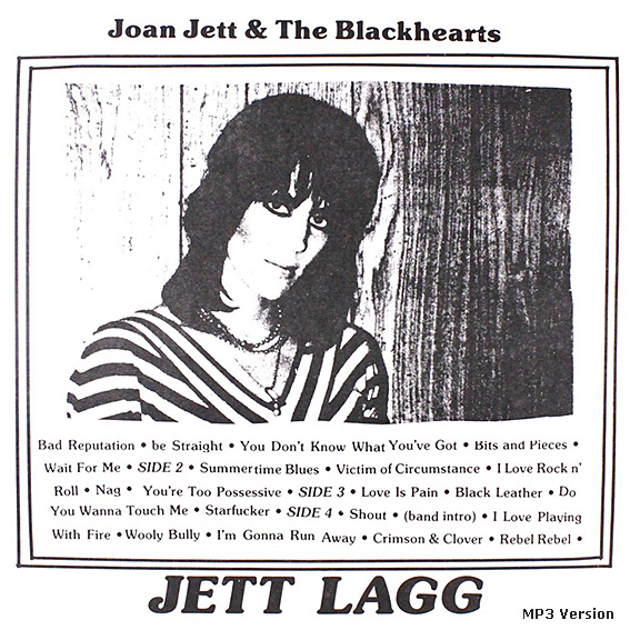 joan jett discography flac torrent