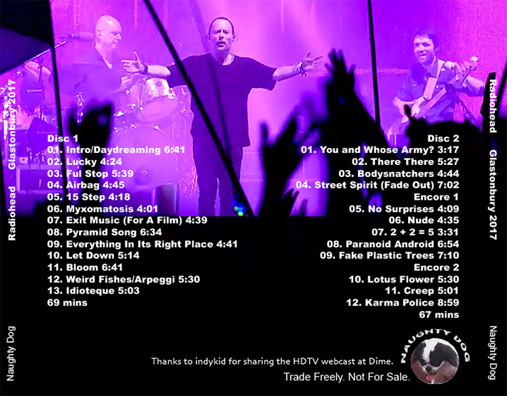 Roio blog archive radiohead glastonbury 2017 click here for the pdf artwork radiohead mightylinksfo