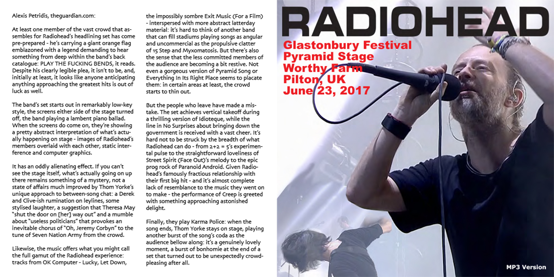 Roio blog archive radiohead glastonbury 2017 click on the panels for a better view or to download jpg artwork mightylinksfo