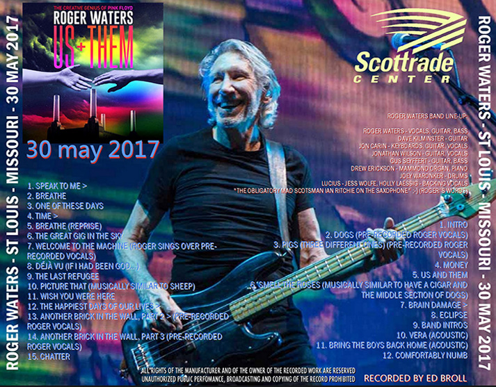 roio blog archive roger waters st louis may 30 2017. Black Bedroom Furniture Sets. Home Design Ideas