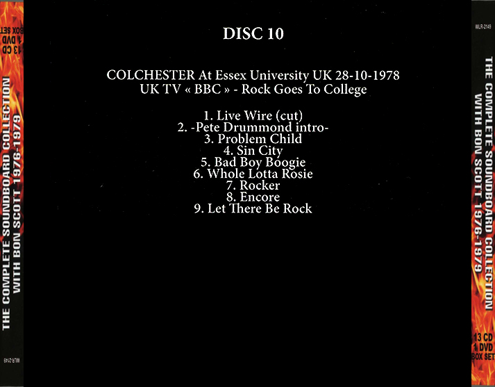 roio » Blog Archive » AC/DC - COMPLETE SOUNDBOARD COLLECTION