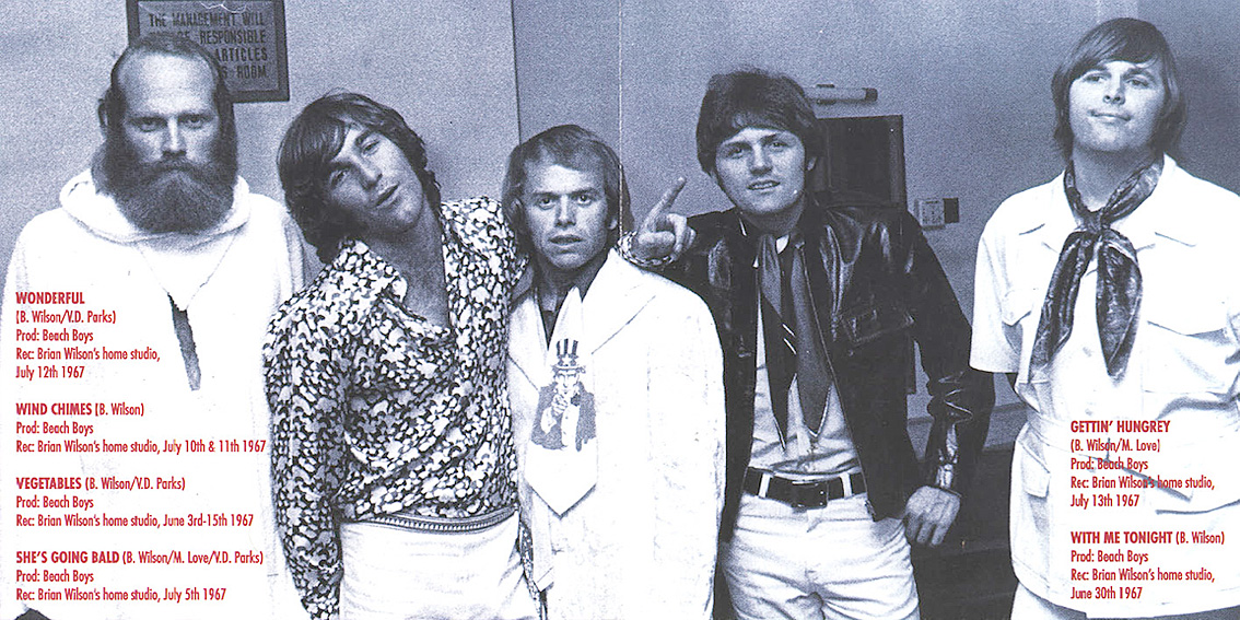 roio » Blog Archive » THE BEACH BOYS - UNSURPASSED MASTERS