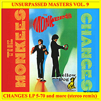 roio » Blog Archive » THE MONKEES - UNSURPASSED MASTERS VOL 9 OF 9